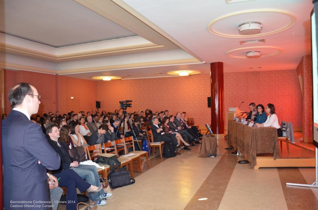 biomimetisme conference 22